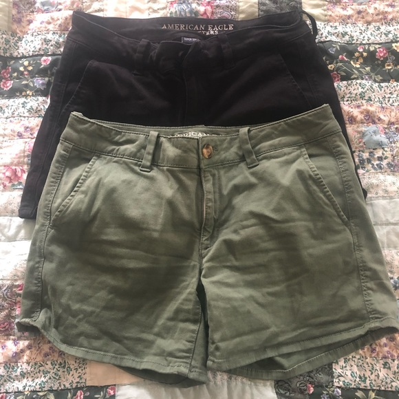 American Eagle Outfitters Pants - AEO | BUNDLE of shorts (Summer Sale)